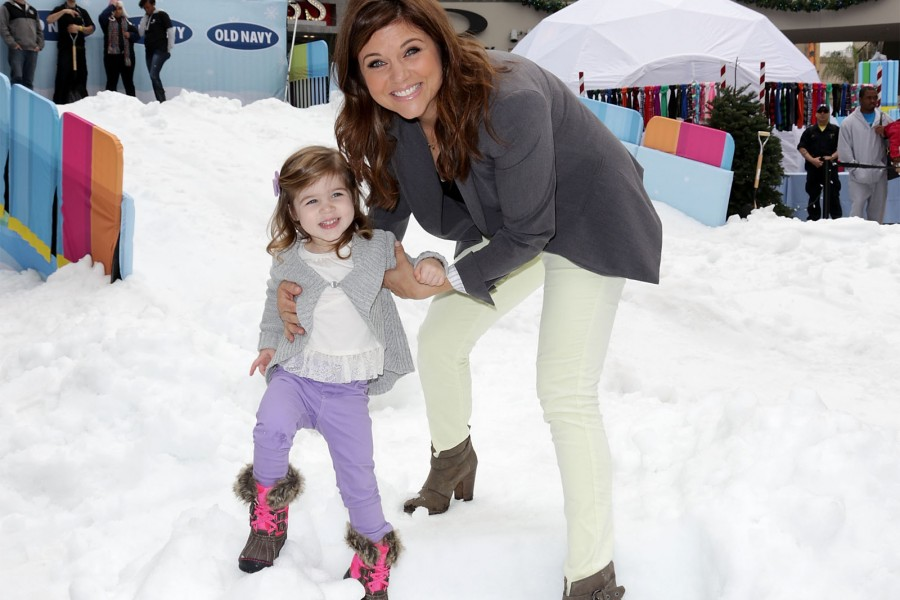 MagicSnow transformed Hollywood Blvd into a 'winter wonderland of fun' for Old Navy, complete with sledding and real snow.