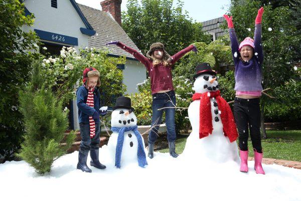 'Snowmen-To-Go!'